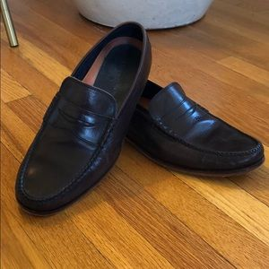 Men's Cole Haan brown loafers | size 9